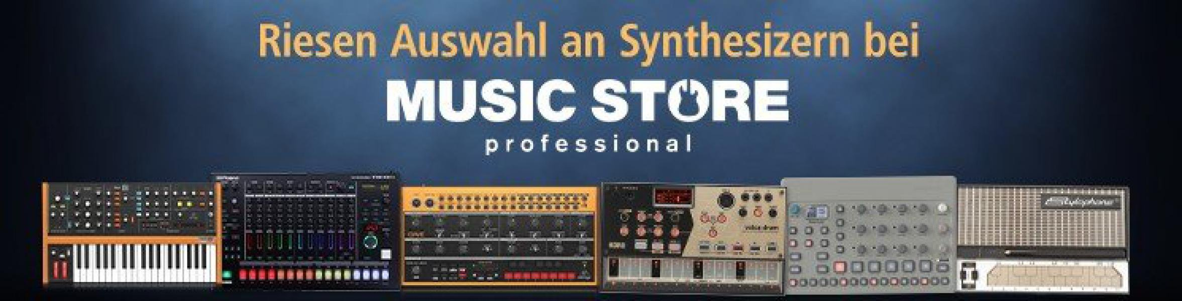 Musicstore - Synthesizer