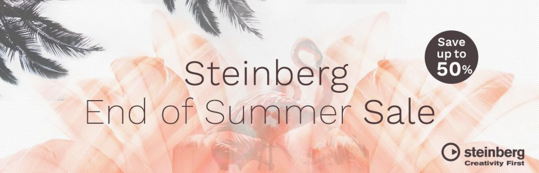 Steinberg - Summer Sales