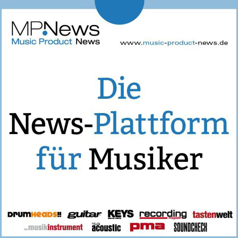 Music-Product-News - Branchen-News