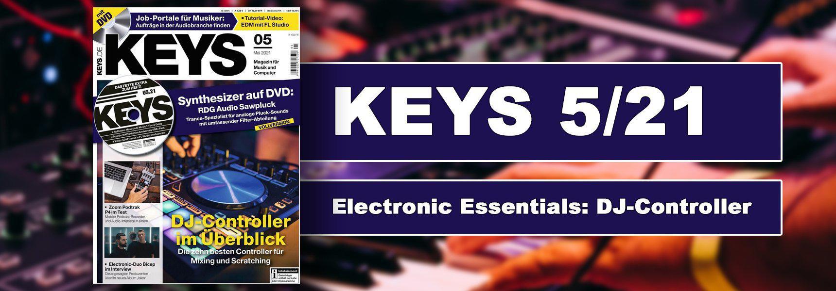 KEYS-Ausgabe 05/21