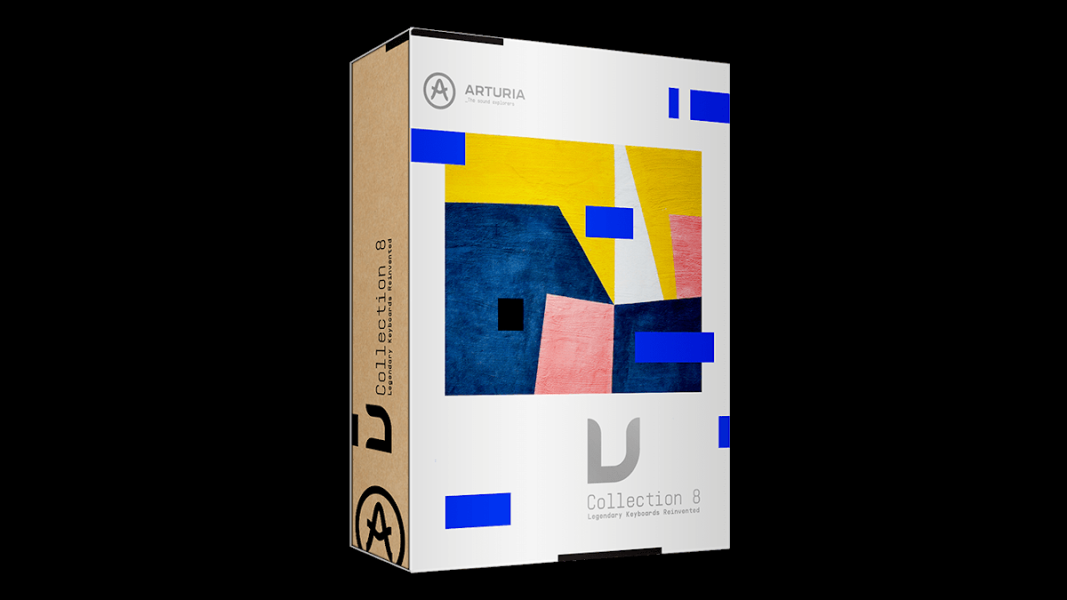 Arturia Synthesizer V-Collection 8