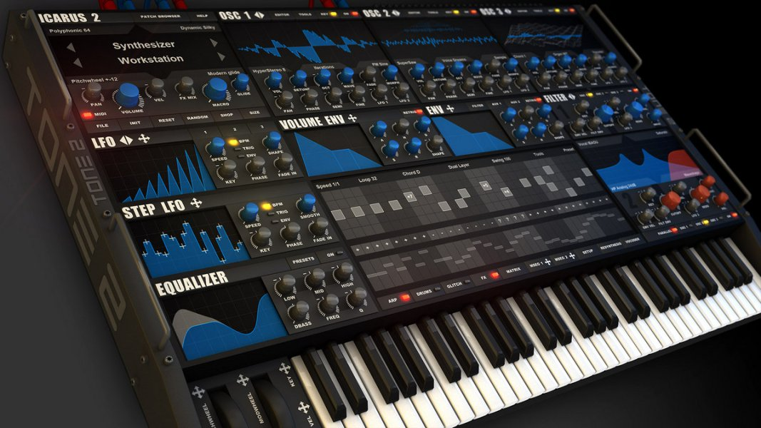 Icarus 2 Synthesizer